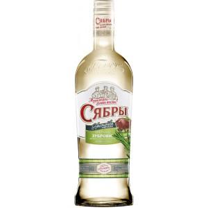 Ликер Syabry Zubrovka Bitter 0.5 л