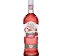 Ликер Syabry Spicy Cranberry Bitter 0.5 л