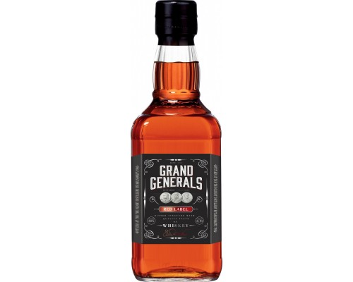 Ликер Grand Generals Red Label 0.5 л