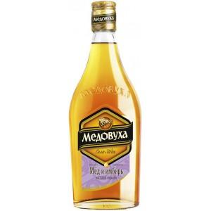 Ликер Медовуха Мед и Имбирь 0.5 л