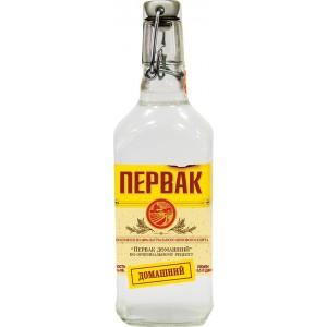 Ликер Первак Домашний настойка горькая 0.5 л
