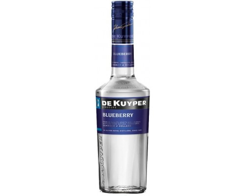 Ликер De Kuyper Blueberry 0.7 л