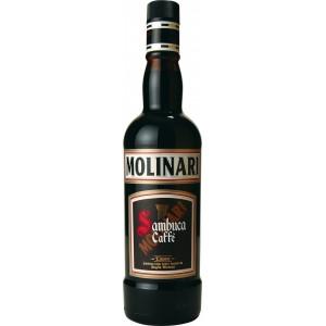 Ликер Sambuca Molinari Caffe 0.7 л