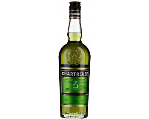 Ликер Chartreuse Verte 0.7 л