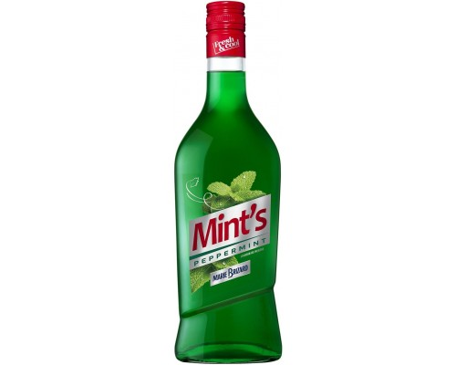 Ликер Marie Brizard Mint's (Peppermint) 0.7 л