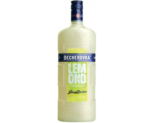 Ликер Becherovka Lemond 1 л