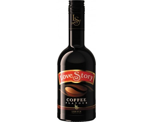 Ликер Love Story Coffee Flavour 0.5 л