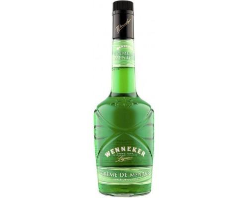 Ликер Wenneker Crème de Menthe 0.7 л