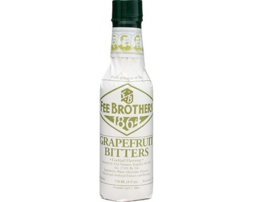 Ликер Fee Brothers Grapefruit Bitters 150 мл