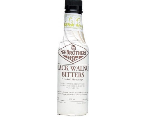 Ликер Fee Brothers Black Walnut Bitters 150 мл