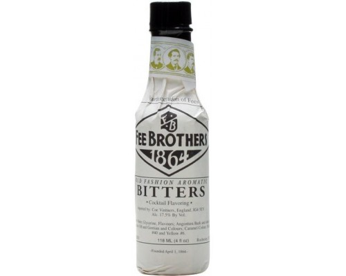 Ликер Fee Brothers Old Fashioned Aromatic Bitters 150 мл