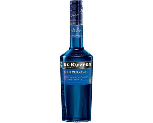 Ликер De Kuyper Blue Curacao 0.7 л