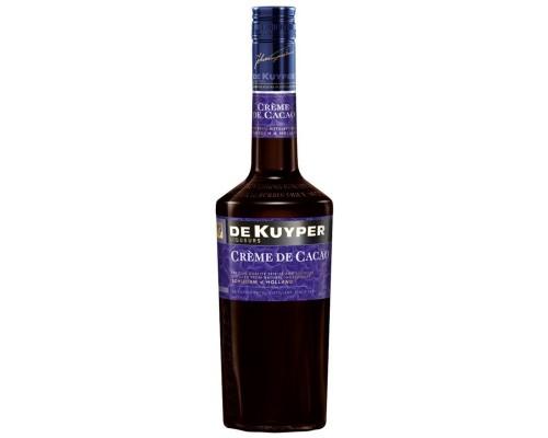 Ликер De Kuyper Creme de Cacao Dark 0.7 л