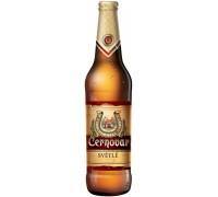 Пиво Cernovar Svetle 0.5 л
