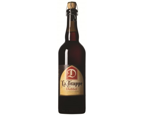Пиво La Trappe Dubbel 0.75 л
