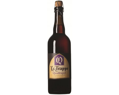 Пиво La Trappe Quadrupel 0.75 л