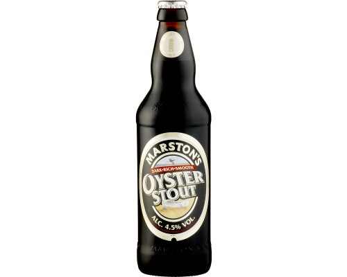 Пиво Marston's Oyster Stout 0.5 л