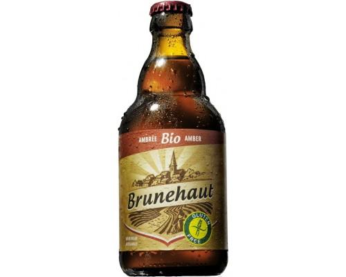 Пиво Brunehaut Ambree Bio 0.33 л