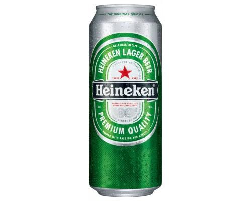 Пиво Heineken Lager in can 0.5 л