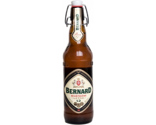 Пиво Bernard Svatecni Lezak 0.5 л