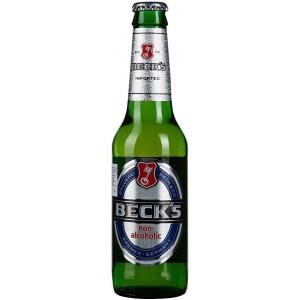 Пиво Beck's Non-Alcoholic 0.33 л