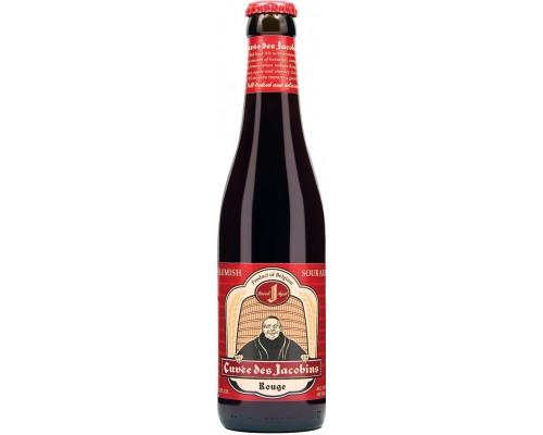 Пиво Bockor Cuvee des Jacobins Rouge 0.33 л