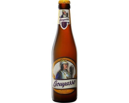 Пиво Brasserie des Legendes Gouyasse Blonde 0.33 л