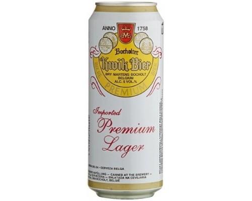 Пиво Martens Bocholter Kwik Bier in can 0.5 л