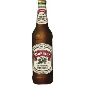 Пиво Bakalar Za Studena Chmeleny 0.5 л