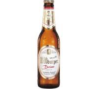 Пиво Bitburger Drive Alkoholfrei 0.33 л