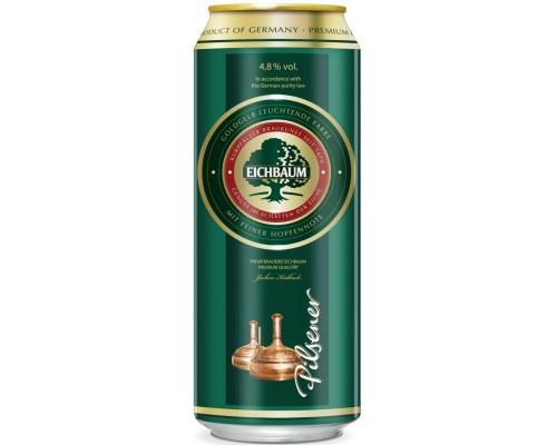 Пиво Eichbaum Pilsener in can 0.5 л