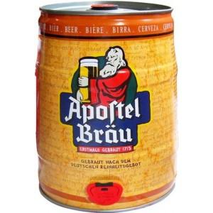 Пиво Apostel Brau mini keg 5 л
