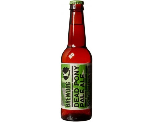 Пиво BrewDog Dead Pony 0.33 л