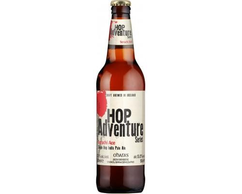 Пиво Carlow O'Hara's Hop Adventure Series Sorachi Ace 0.5 л