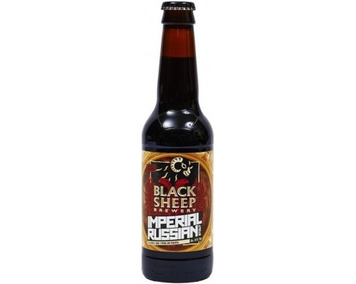 Пиво Black Sheep Imperial Russian Stout 0.33 л