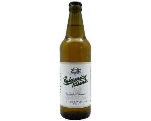 Пиво Коникс Бревери Богемский Пилснер 0.5 л