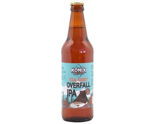 Пиво Оверфолл ИПА 0.5 л