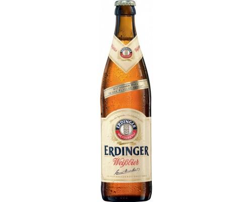 Пиво Erdinger Weissbier 0.5 л