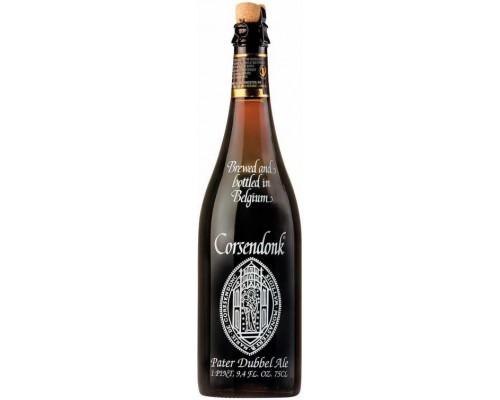 Пиво Corsendonk Pater Dubbel 0.75 л