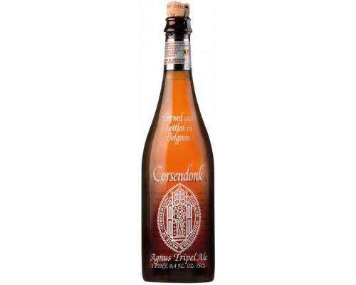 Пиво Corsendonk Agnus Tripel 0.75 л