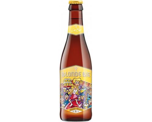 Пиво Blonde Bie 0.33 л