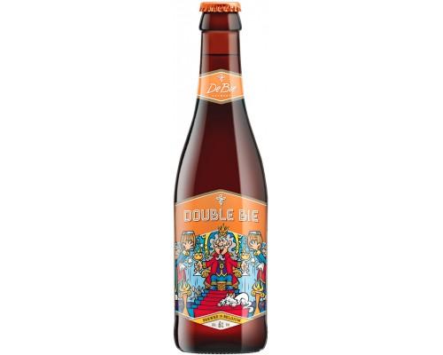 Пиво Double Bie 0.33 л
