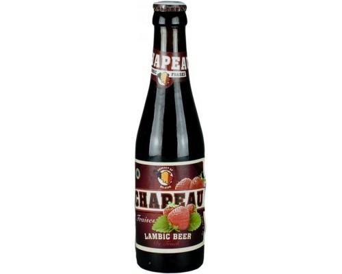 Пиво Chapeau Fraises Lambic 250 мл