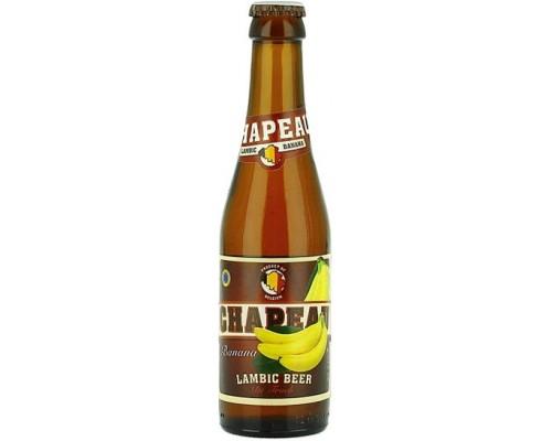 Пиво Chapeau Banana Lambic 250 мл