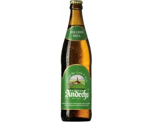 Пиво Andechs Hell 0.5 л