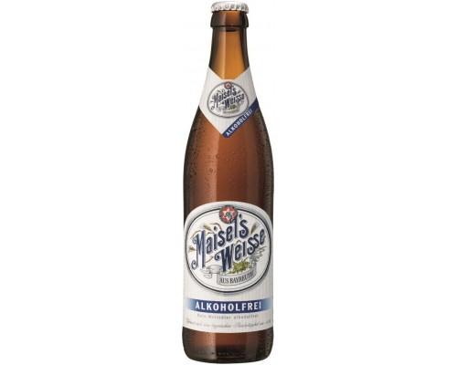 Пиво Maisel's Weisse Alkoholfrei 0.5 л