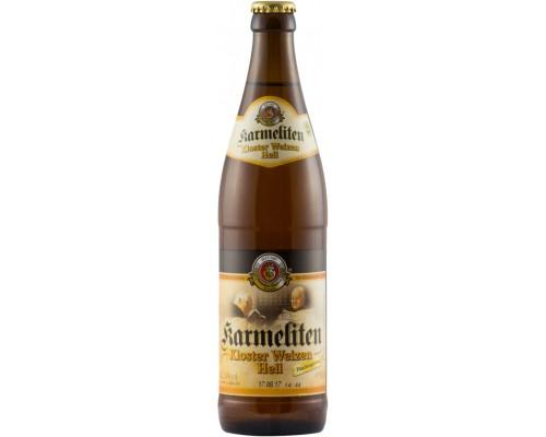 Пиво Karmeliten Kloster Weizen Hell 0.5 л