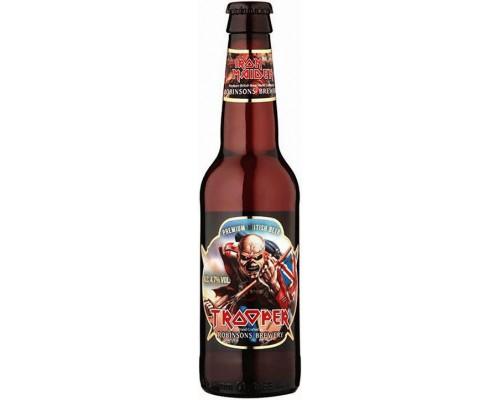 Пиво Iron Maiden Trooper Ale 0.33 л