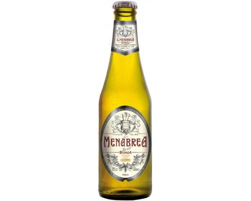 Пиво Menabrea La 150° Bionda 0.33 л