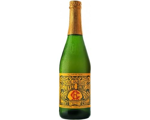 Пиво Lindemans Old Gueuze Cuvee Rene 375 мл